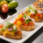 Catering_Food_MalaysianTapas_FruitBruschetta