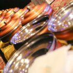 Catering_Wedding_Bronze_SetUp_Buffet_Rentals_Dome